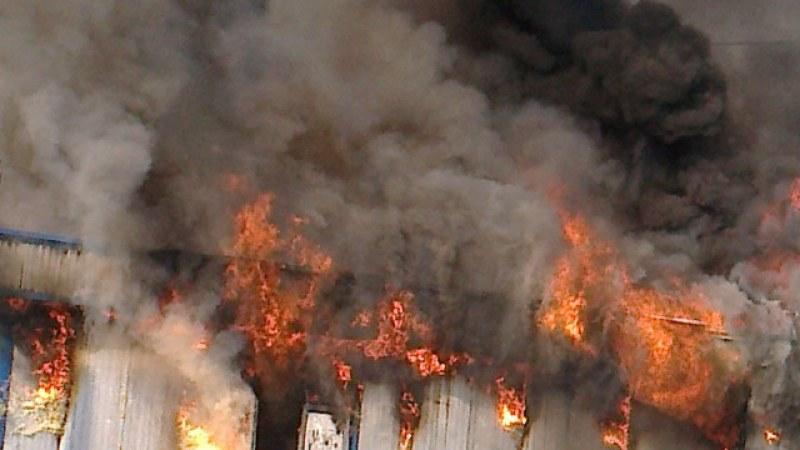 Пожар в Пловдив навръх Великден, жени набедиха съсед