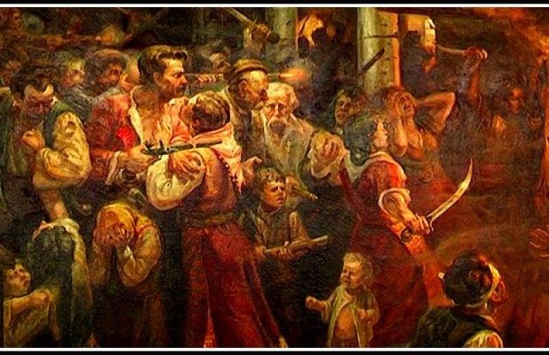 Перущица въстава срещу османската тирания на днешния ден