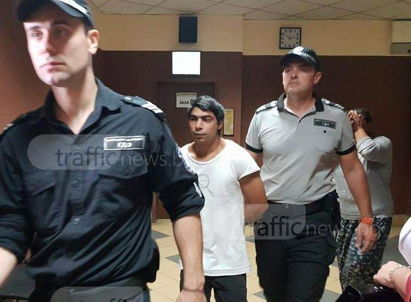 Затвор за ревнивеца от Шекера, който се опита да убие съсед