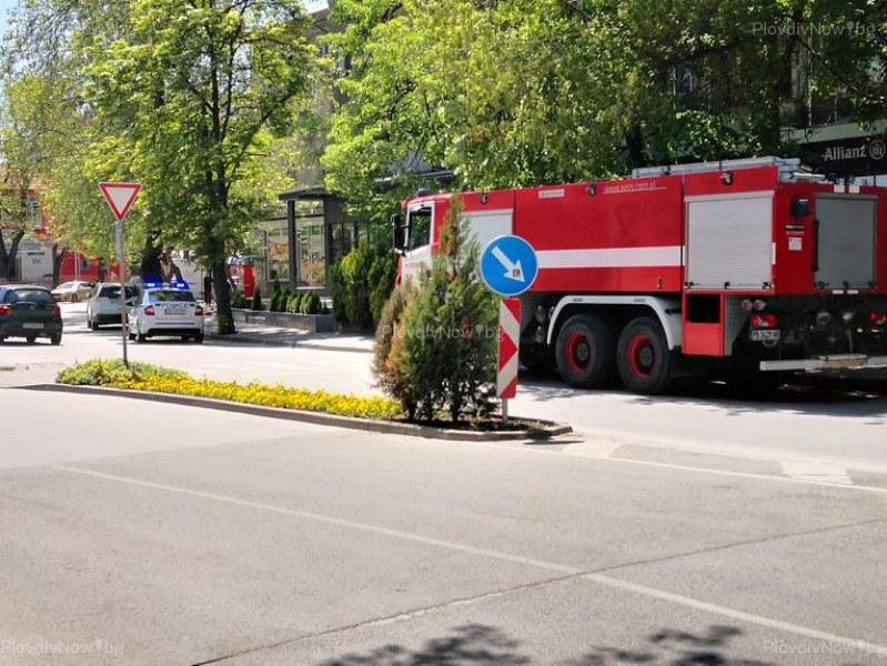 Пожарът в Пловдив: Възрастна жена изкипя манджата и вдигна накрак пожарна и полиция