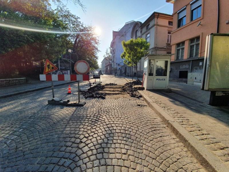 Затягат още повече контрола върху достъпа на автомобили до Главната на Пловдив