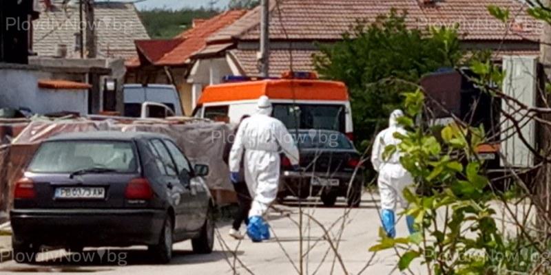Линейка влезе в ромската махала на Брестовица, починалият Ангел бил музикант, но имал рак