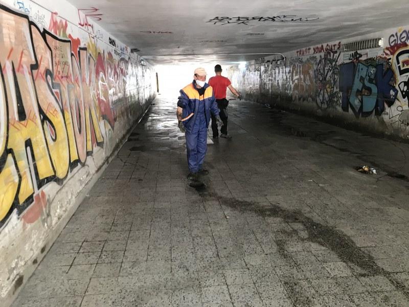 Преобразяват два подлеза в окаяно състояние в Пловдив с основен ремонт