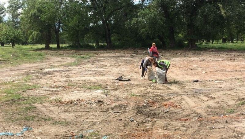 Разчистиха незаконното сметище край Куртово Конаре, камери вече денонощно следят мястото