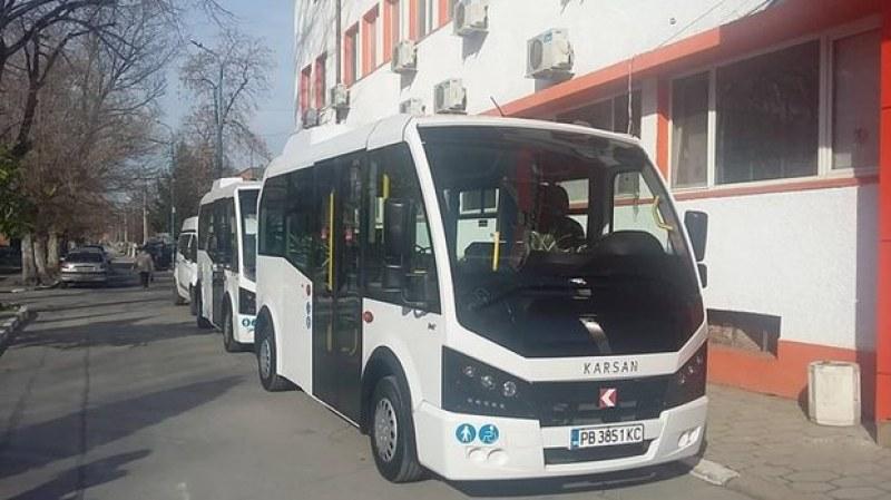 Безплатният градски и междуселищен транспорт в община Стамболийски отново тръгва