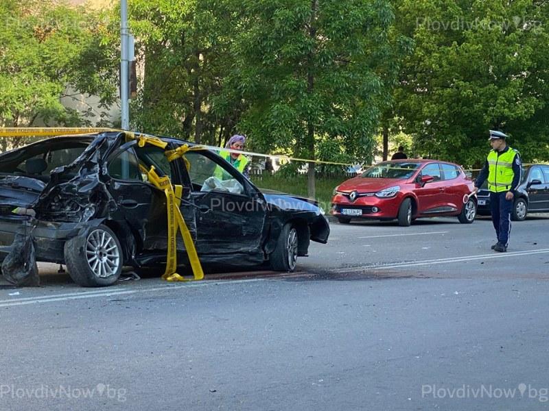 С пет предишни нарушения е пияният шофьор, разбил колите в Тракия