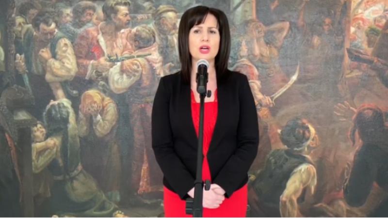 Ето как Перущица почете паметта на героите от Априлската епопея ВИДЕО