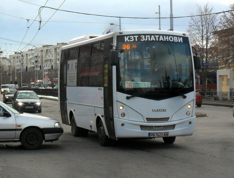 Спират движението по част от булевард в Кючука днес, три автобуса променят маршрути