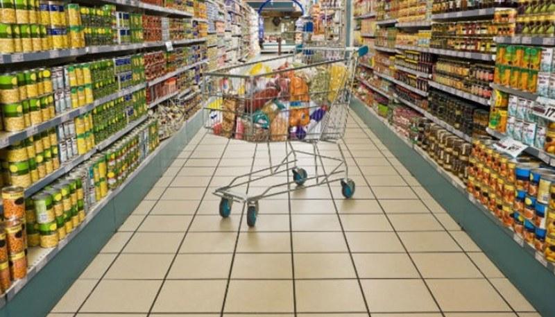 Момичета от Йоаким Груево опитаха да откраднат цяла количка продукти от магазин