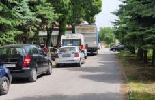 Мъж почина в двора на пловдивско предприятие