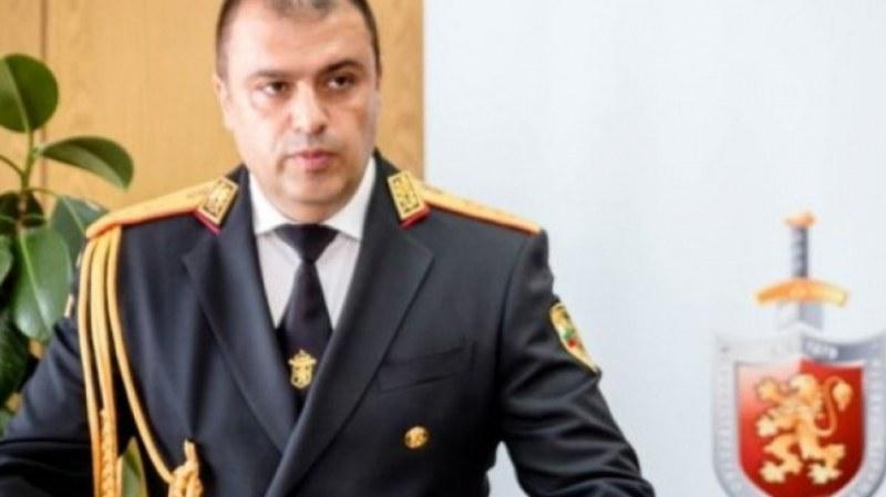 """Благодарности от зам.-кмета на """"Родопи"""" към началника на пловдивската полиция"""
