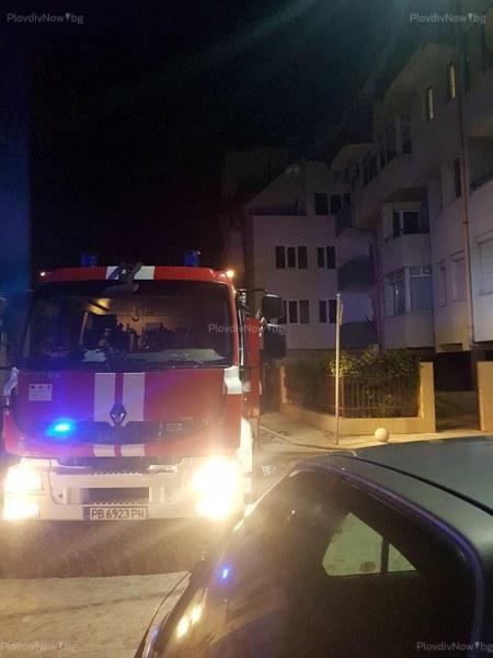 """Силна миризма на газ притесни хората в""""Смирненски"""", изпратена е пожарна"""