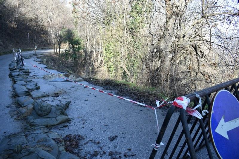Рестартират процедурите по укрепването на свлачището под Асенова крепост
