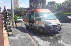 Верижна катастрофа в Пловдив! Потърпевш е шофьор от село Маноле