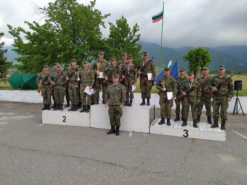 Три дни състезания по динамична стрелба край Сопот! Ето кои са победителите