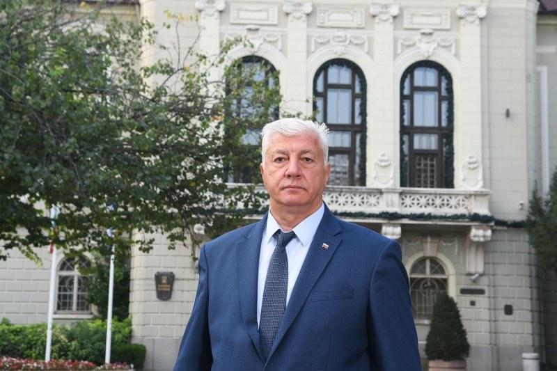 Кметът Здравко Димитров с поздрав към мюсюлманите в Пловдив за Рамазан Байрам