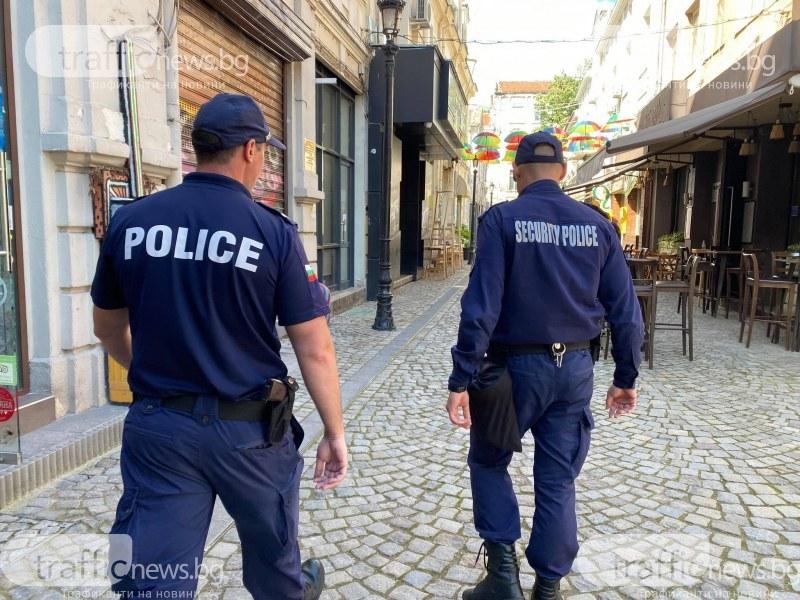 """Мащабна акция в Пловдив за спазване на мерките срещу COVID-19 започна първо от """"Капана"""""""