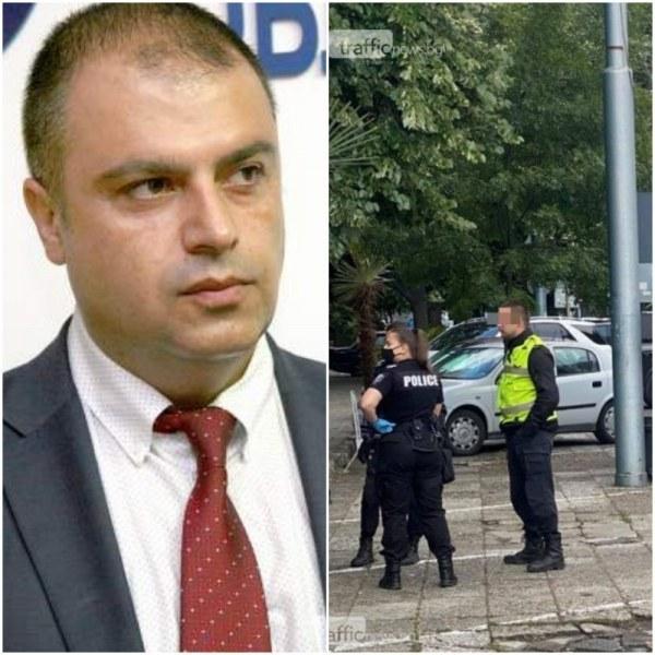 Отстраниха  полицай от Стамболийски заради конфликта на футболни фенове в Пловдив