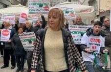 """Жители от Белащица не знаят, а и не искат среща с Мая Манолова, която ги """"вкара"""" в програмата си"""