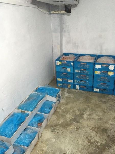 Цехът с нелегалното месо край Садово бил санкциониран само преди месец