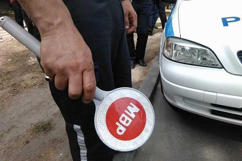 Добре почерпен шофьор в ареста в Стамболийски, в Пловдив - друсан