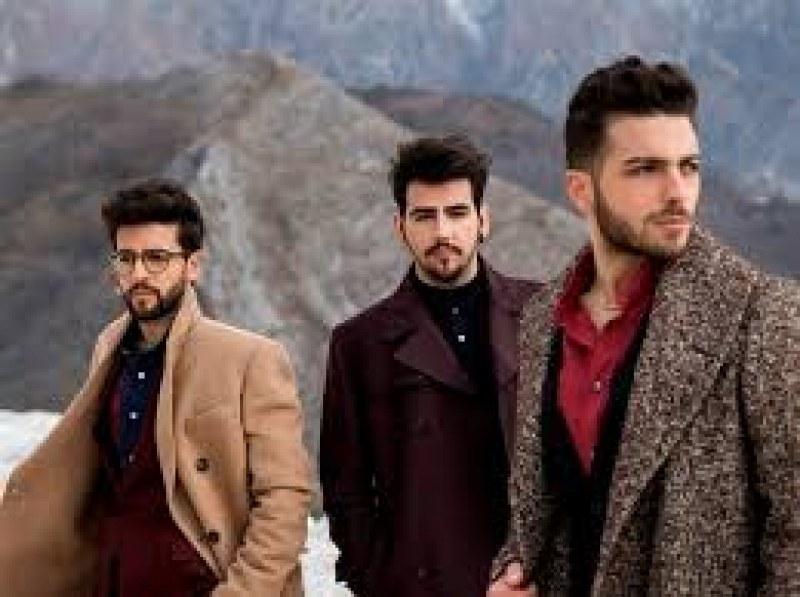 Италианското трио Il Volo мести концерта си в Пловдив за лятото на 2021