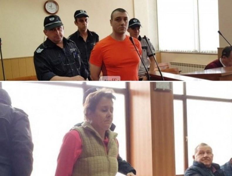 Здравко Дечкин и Мариана Пейкова се изправят пред съда днес за убийства