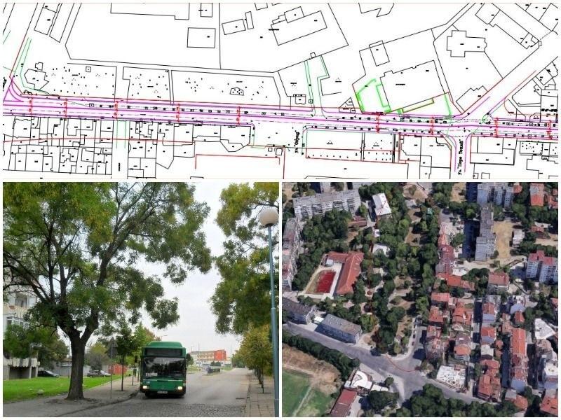 Обявиха поръчката за най-голямата улична реконструкция в Пловдив от новия мандат