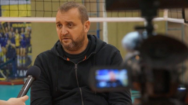 Старши треньорът на Марица: Критиката те държи жив!