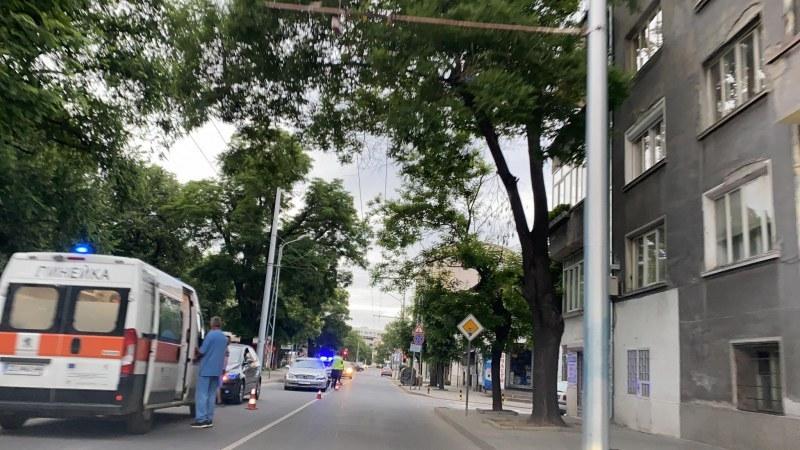 23-годишна шофьорка предизвика верижна катастрофа в Кючука