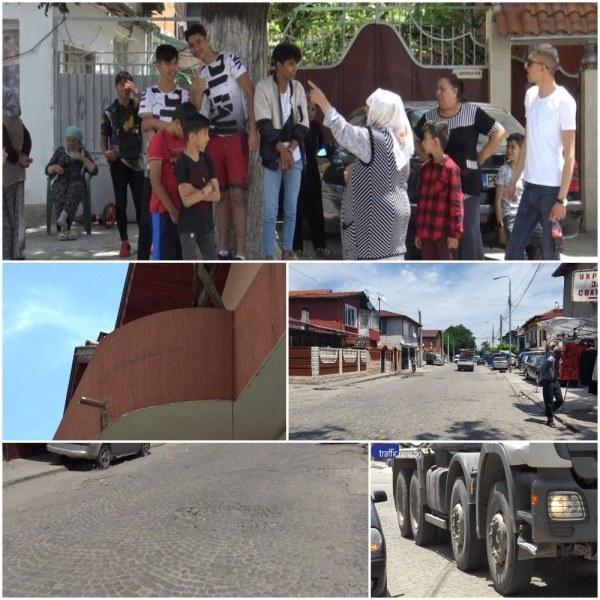 Протести в Шекера! Жителите готвят блокади на булеварди – камиони рушат къщите и улиците им