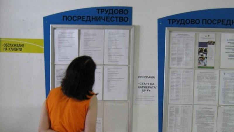 88 свободни работни места в Първомай и Садово, места за висшисти няма