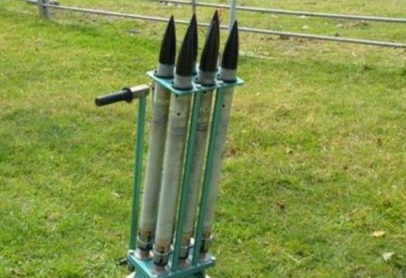 55 ракети против градушки изстреляни от площадките край Садово и Съединение
