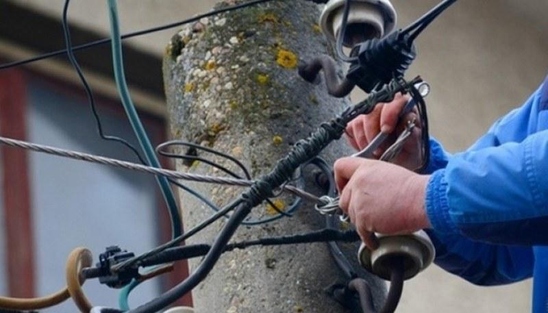 Възрастен мъж краде ток в Първомайско, спипаха го