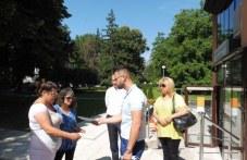 Общински съветници подадоха ръка на болна жена в Стамболийски