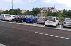 Нов паркинг за коли и велосипеди откриха в Пловдив