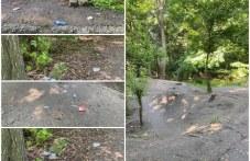 Тийнейджъри превръщат район в Лаута в сметище