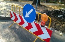 Затруднено днес движението по централна пловдивска улица заради ремонт