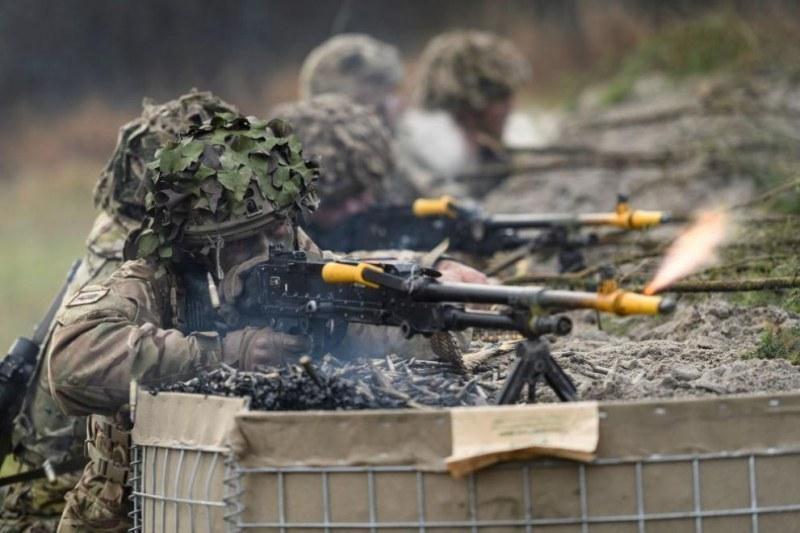 Учения и тренировки по стрелба край Сопот и през юли, внимавайте!