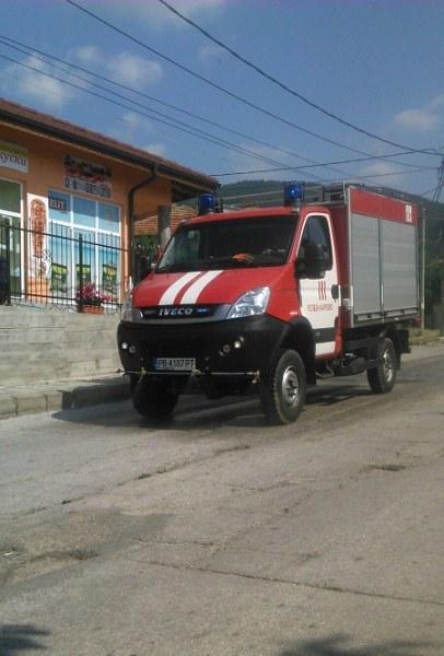 Заради новия случай на коронавирус: Дезинфекцираха в карловското село Розино