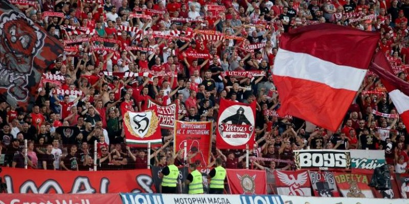 Безумие готвят фенове на ЦСКА за днешния финал срещу Локо