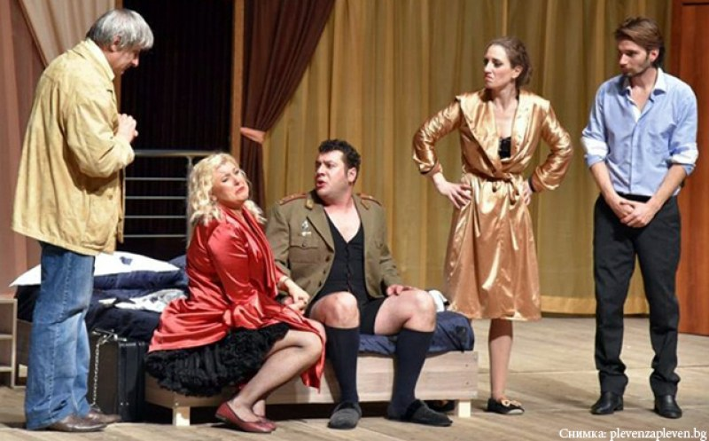 Изневери в повече! Първата юлска комедия идва на сцената в Карлово