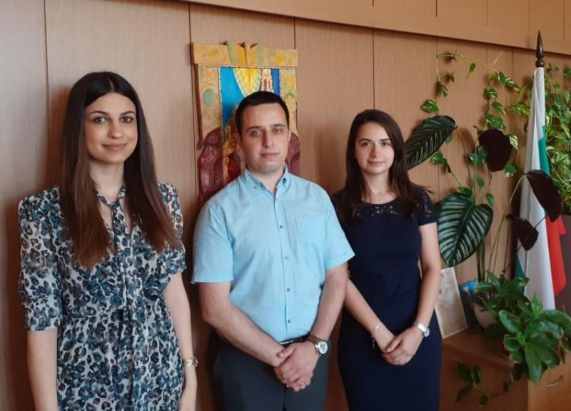 Нови младши съдии влизат в състава на Окръжния съд в Пловдив