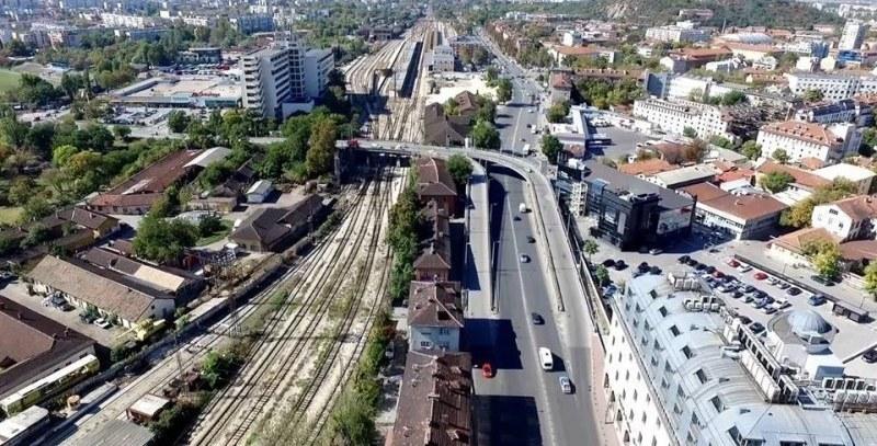 Осигуряват над 40 млн. от държавния бюджет за железопътен възел Пловдив