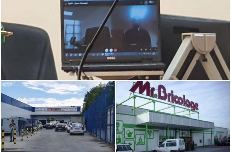 Крадците, които обраха магазините в Пловдив, действали из цяла България