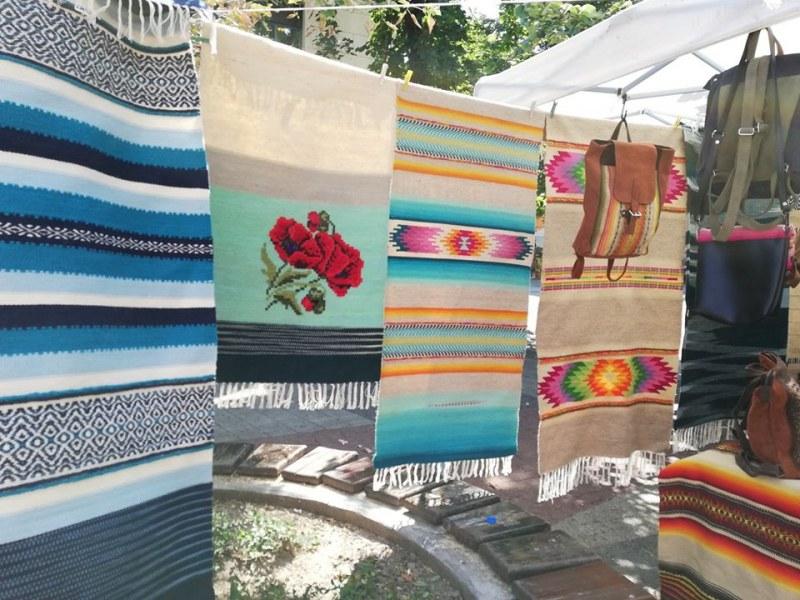 Цветове, красота, изящество и майсторлък! Започна Панаирът на занаятите в Пловдив