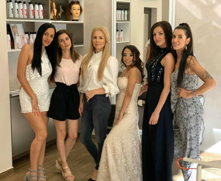 Студио за красота в Пловдив с благотворителна кауза за баловете