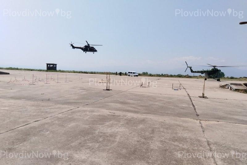 Учението край Чешнегирово - за сертификацията на българските сили за специални операции