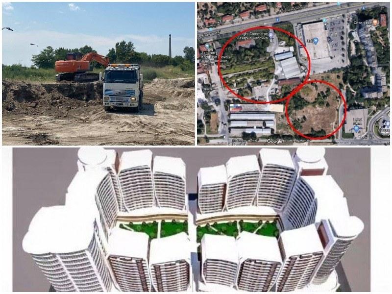 Община Пловдив спря мегаломанския проект на Таха Рахман, другият бе изтеглен от самия него