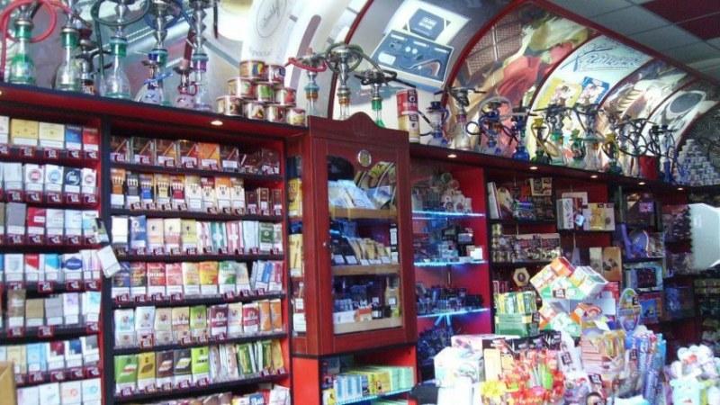 Глобиха с 2 бона пловдивски магазин за продажба на цигари на дете, но им се размина